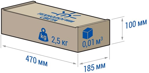Коробки TL-Prom Plus 300-400